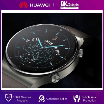 HUAWEI WATCH GT2 Pro 47mm FREE Strap - 100+ Workout Modes | GPS | Heart Rate | Wireless Charging