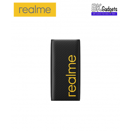 Realme 10000mAh Power Bank 30W Black [ 1 to 1 Exchange in 6 months Warranty Period ]