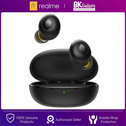Realme Buds Q Wireless Earbuds - Designed by Designer of Hermès José Lévy   20H Play Time   Gaming Mode