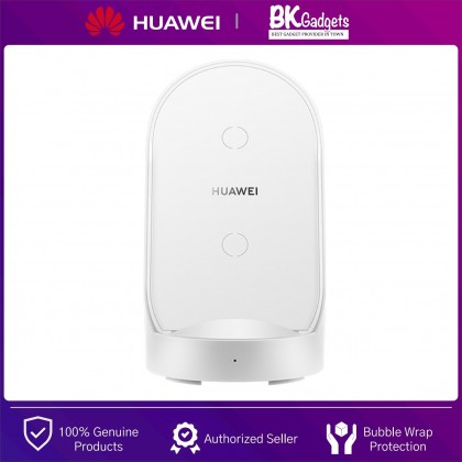 Huawei SuperCharge Wireless Charger Stand [ Max 50W ] - 3D Cooling | Dual-Coil Design | Noise-Free